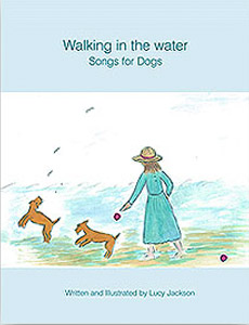 walking the water by Lucy Jackson