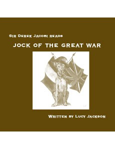 Jock of the Great War CD