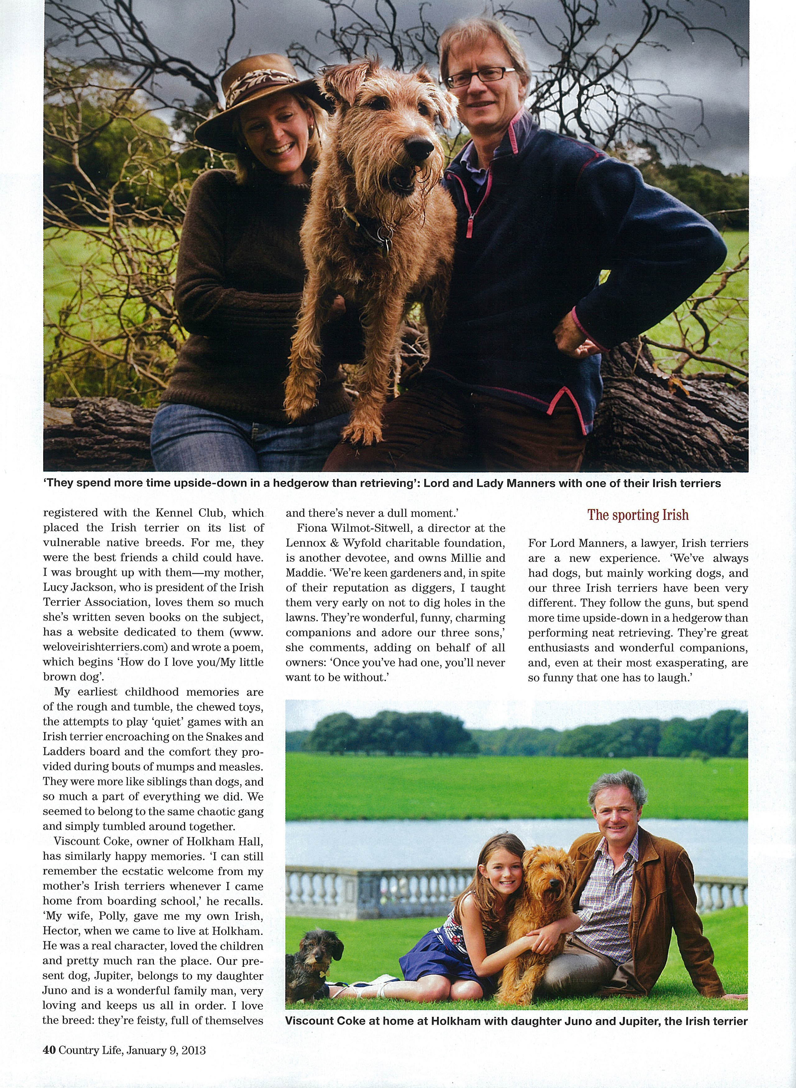 04 Country Life Article